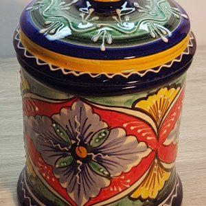 Tarro de cocina en cerámica